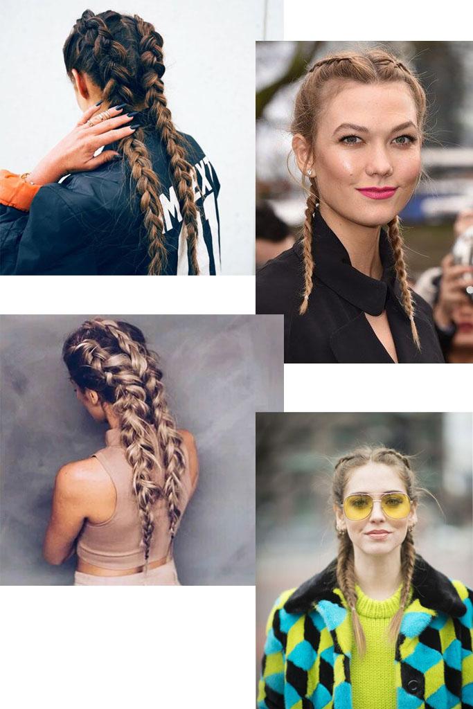 hair - boxer braid 2