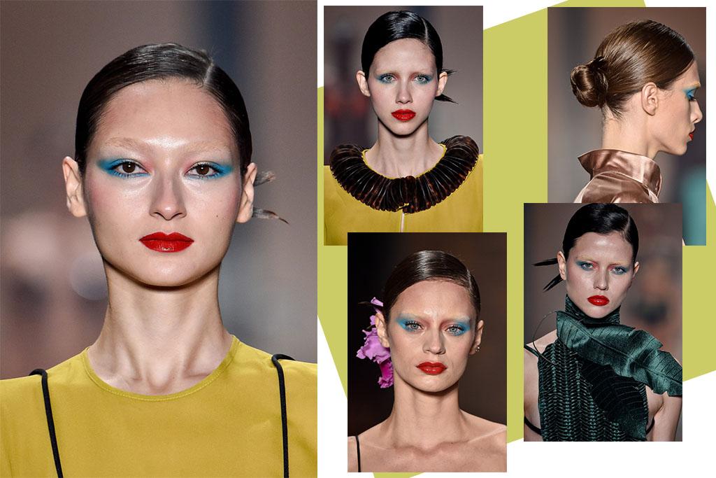 Desfile Adriana Degreas - SPFW 41 - Hair - Blog Paula Martins 3