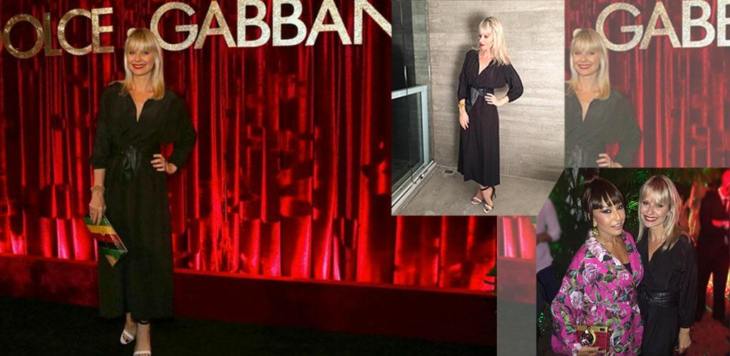 festa dolce & gabbana - Blog Paula Martins
