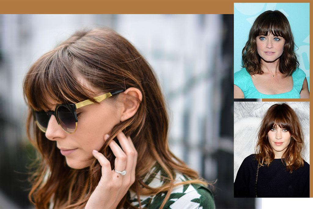 Hair - Hairstyle - Blunt Bangs - Franja - Blog Paula Martins 4