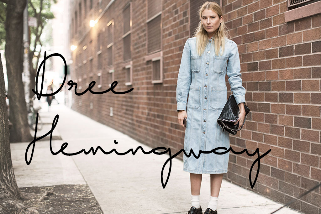 It Girls - Dree Hemingway - Blog Paula Martins 1