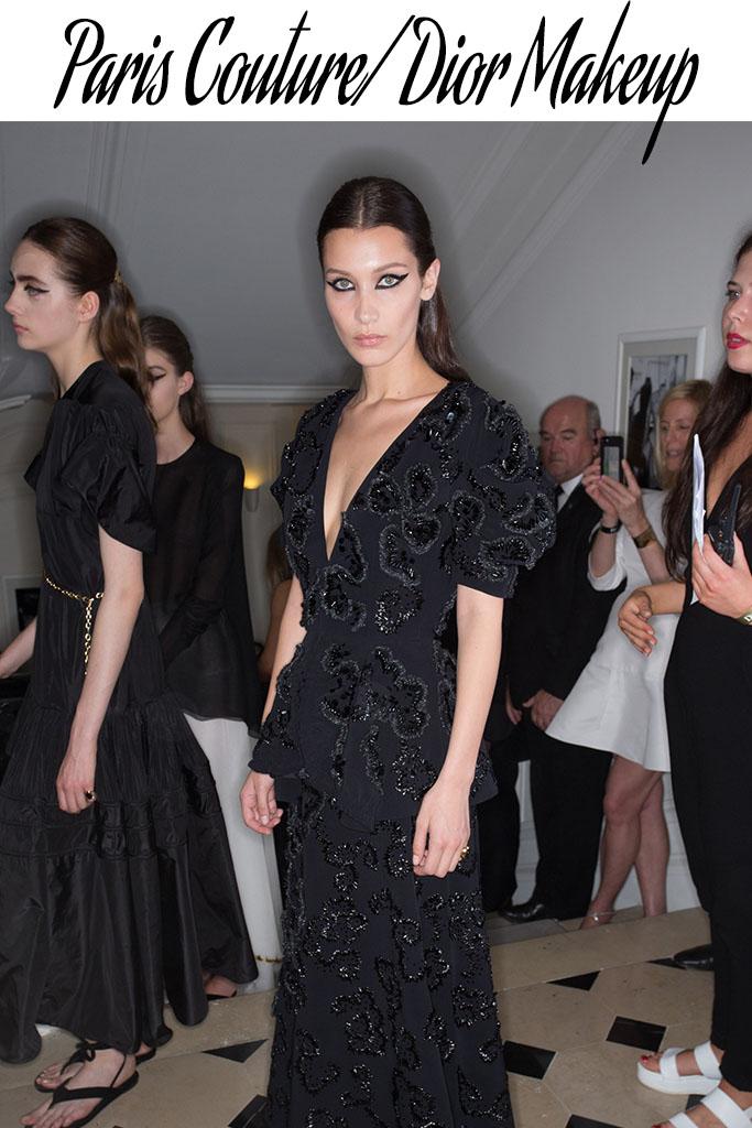 Makeup Inspirations - Dior Couture - Paris Fall 2017 Couture - Blog Paula Martins 1