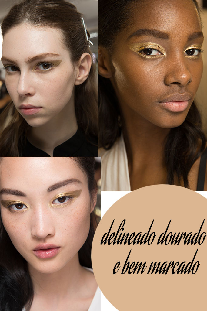 Makeup Inspirations - Dior Couture - Paris Fall 2017 Couture - Blog Paula Martins 3
