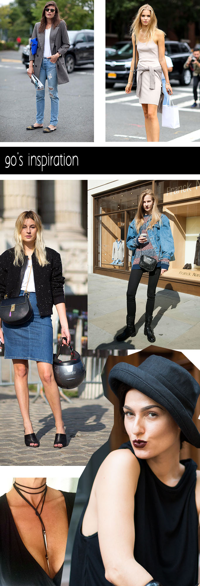 Moda - 90's Street Style - 90's Inspiration - Blog Paula Martins 3