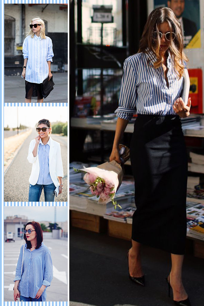Moda - Camisa Masculina Listrada - Stiped men shirt street style - Blog Paula Martins 5