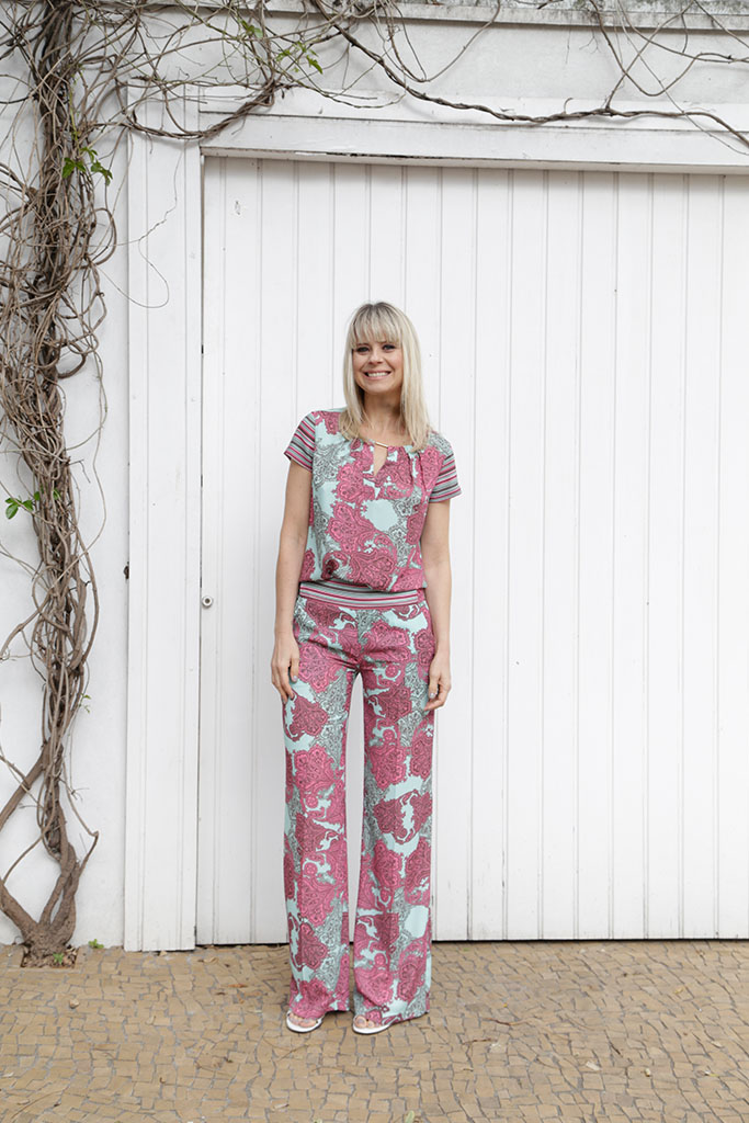Look da Paula - Look Amissima - Conjunto Estampado Amissima - Look aos 40 - Blog Paula Martins 4