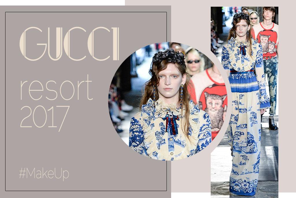 Make - Gucci Resort 2017 - Sombra Marcada - Blog Paula Martins 1