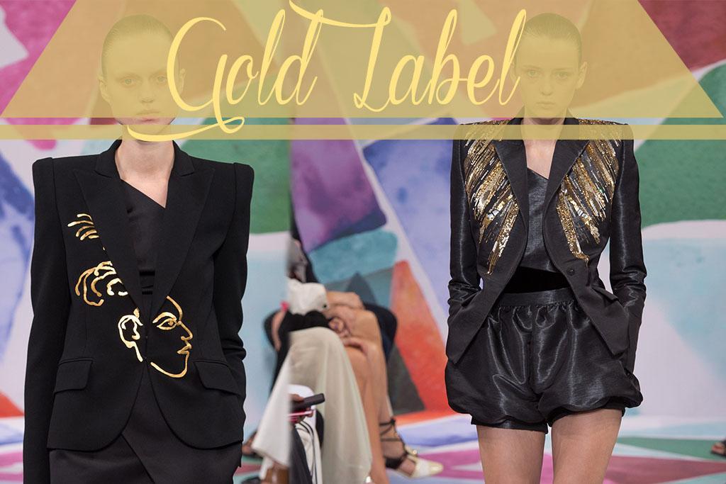 Moda - Bordados Dourados - Paris Couture Fall 2017 - Blog Paula Martins 1