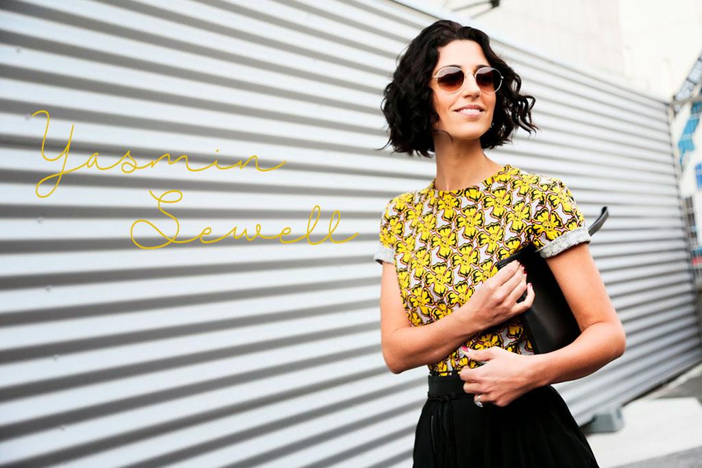 It-girl - Yasmin Sewell - Street Style - Blog Paula Martins 1