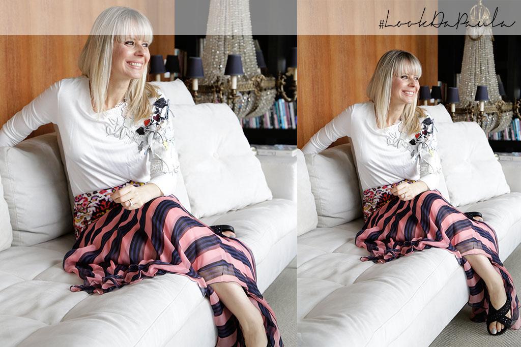 Look da Paula - Look aos 40 - Estilo Paula Martins - Llas - Birkenstock - Blog Paula Martins 1