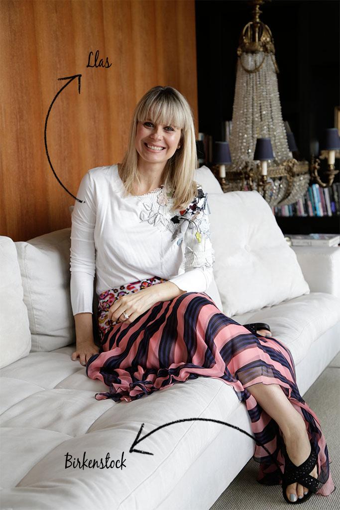 Look da Paula - Look aos 40 - Estilo Paula Martins - Llas - Birkenstock - Blog Paula Martins 6