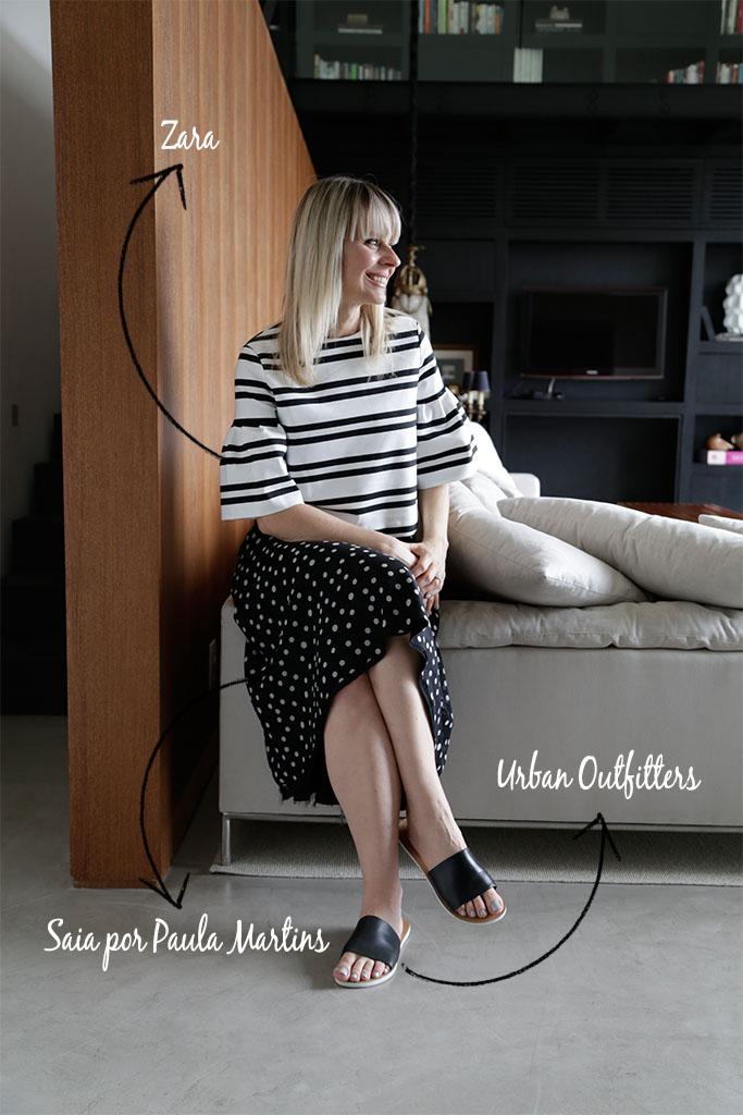 Look do Dia - Look da Paula - Estilo Paula Martins - Mistura de Estampas - Blog Paula Martins 5