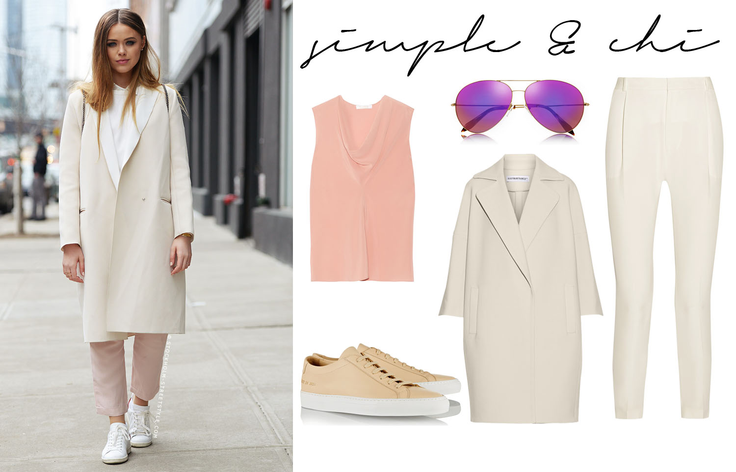 1 simple chic