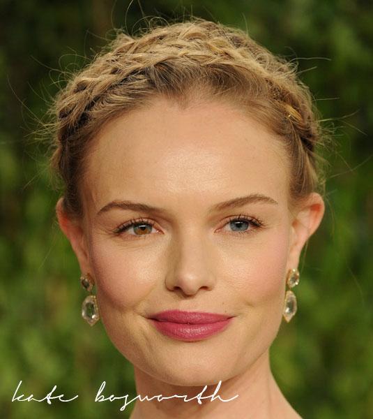 Boho-beautiful-Kate-Bosworth-wore-gorgeous-crown-braids