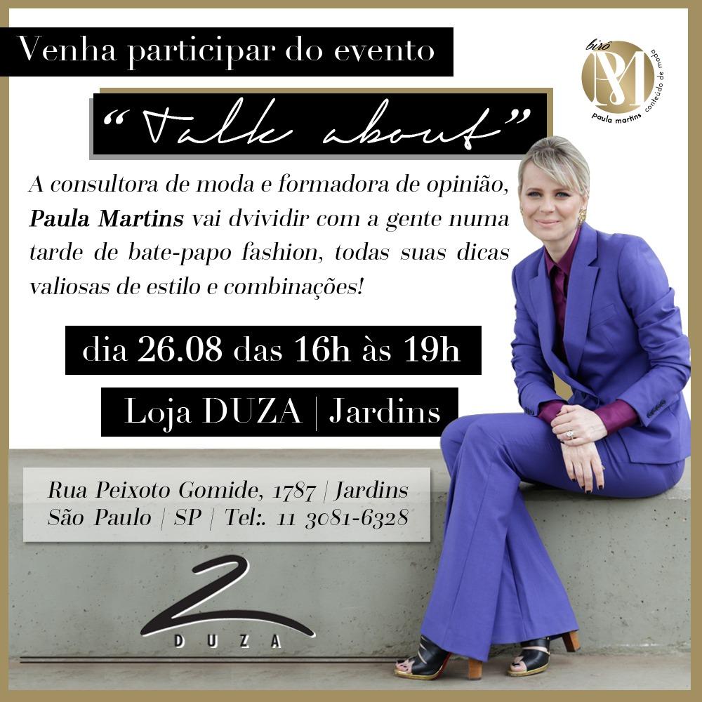 Convite DUZA
