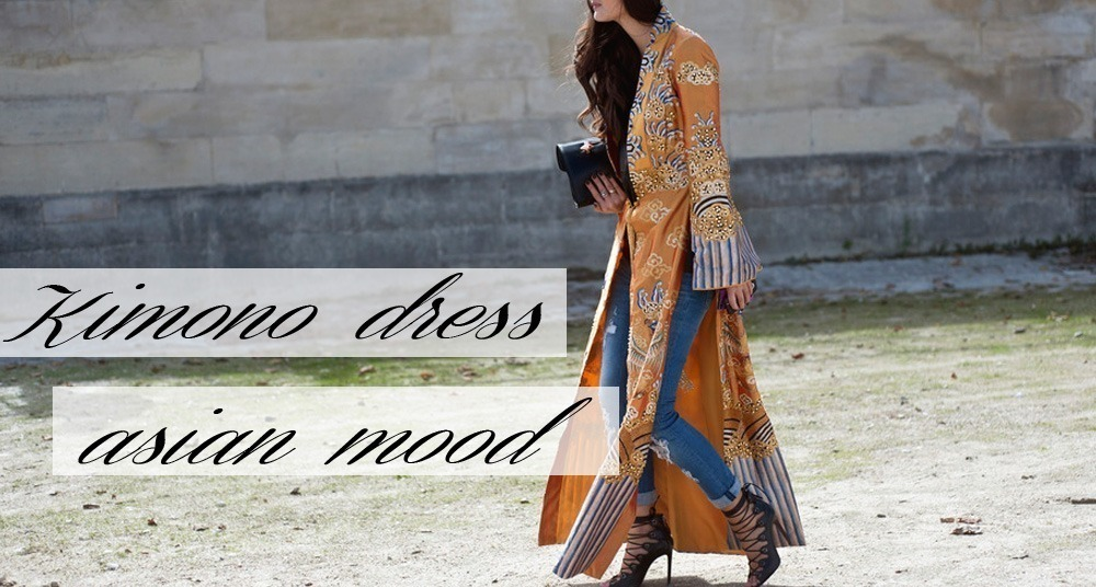 Kimono dress1