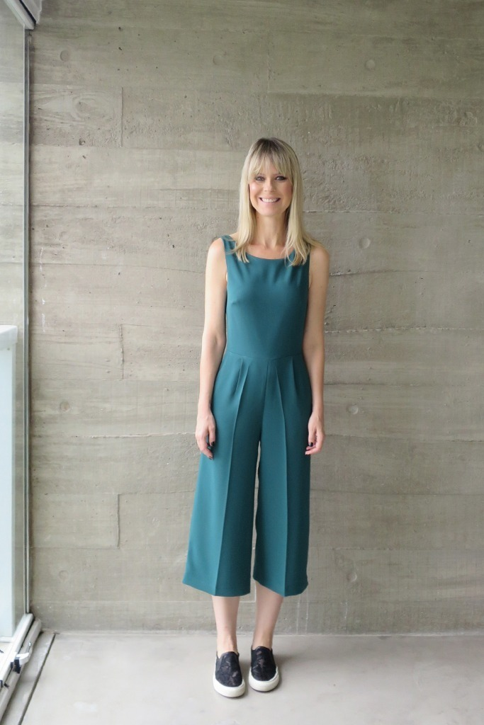 Look Amissima - Paula Martins - Macacao verde4