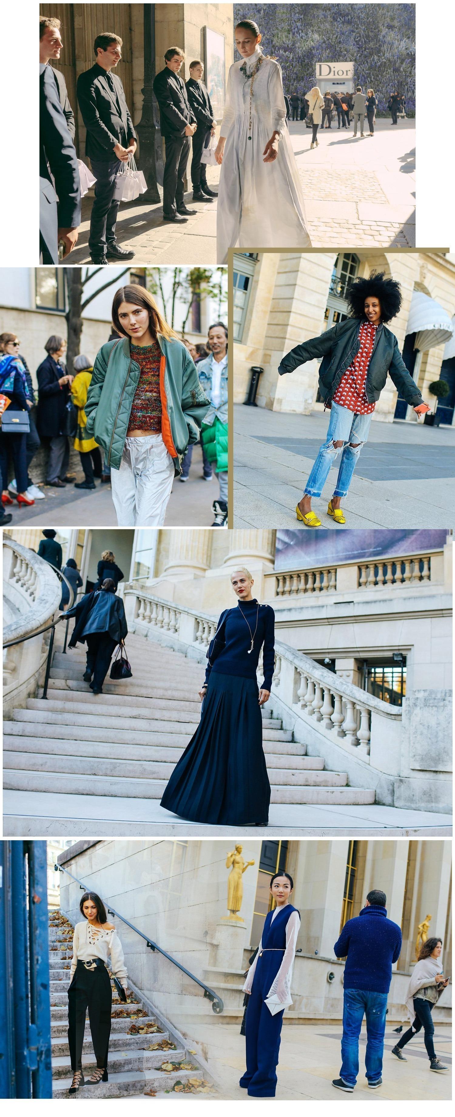 Paris Fashion Week Street Style Spring 2016 2