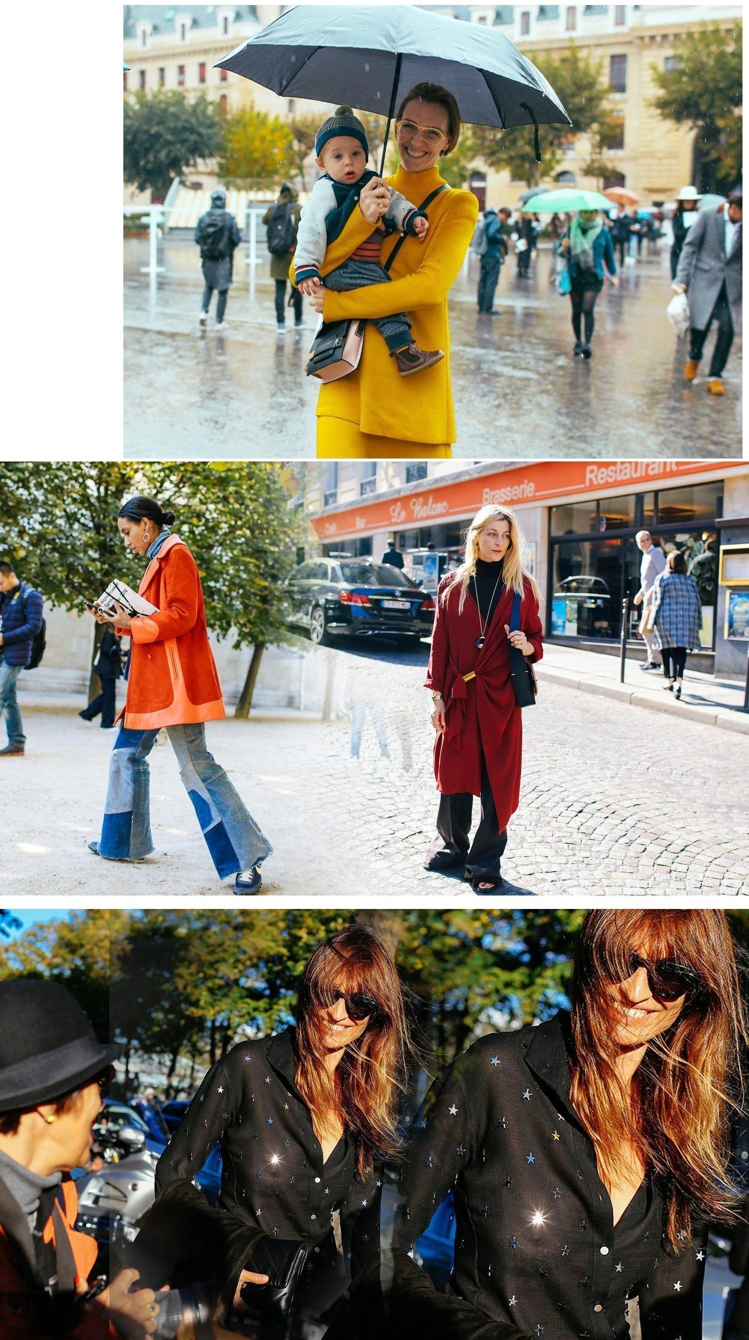 Paris Fashion Week Street Style Spring 2016 3