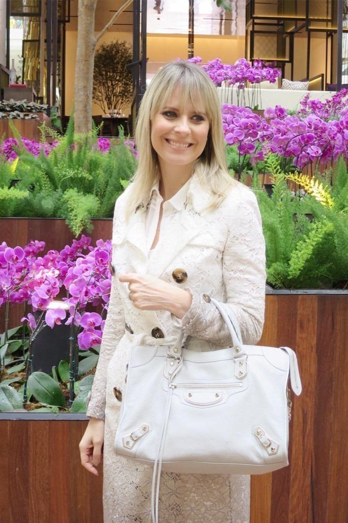Paula Martins Trench coat Burberry renda 2