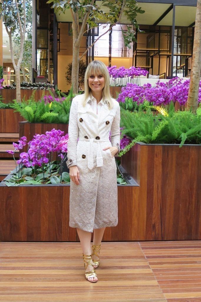 Paula Martins Trench coat Burberry renda 7