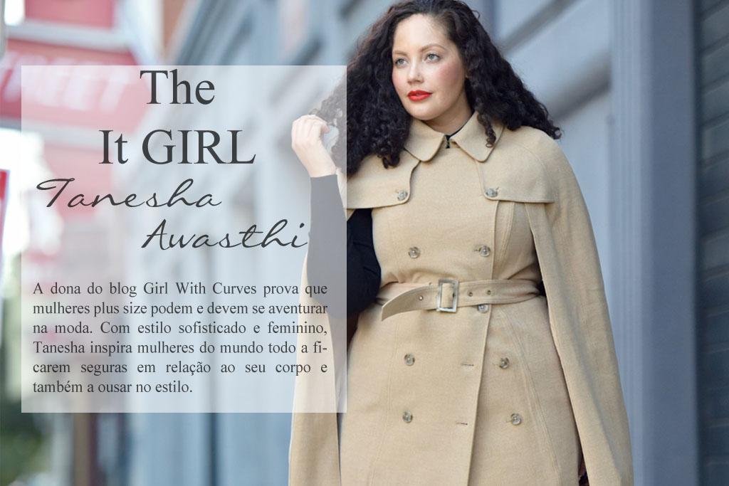 tanesha awasthi - it girl - plus size - 1