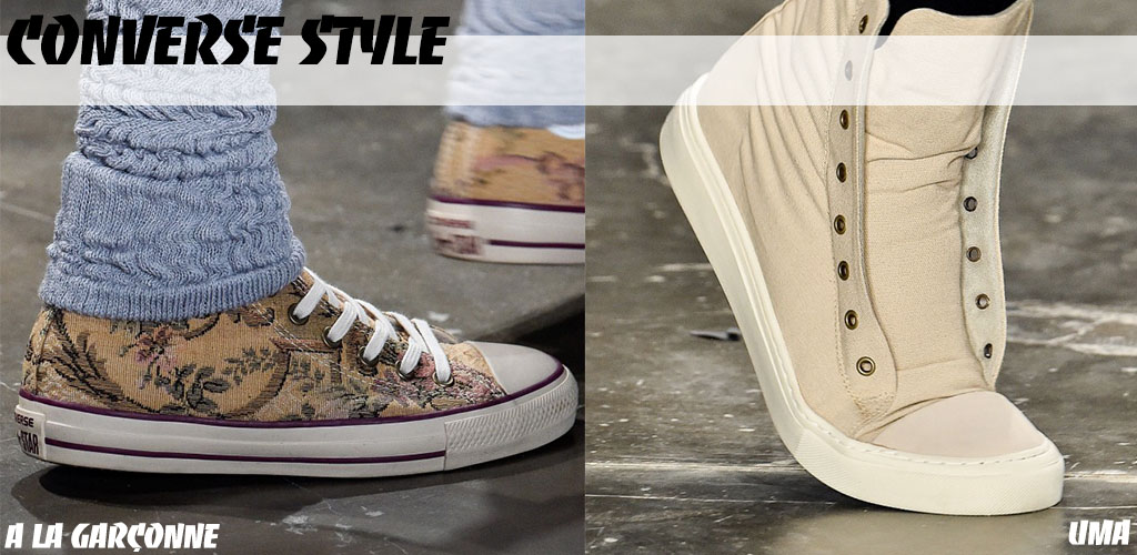 SPFW 41 - Shoes - Converse Style - Blog Paula Martins