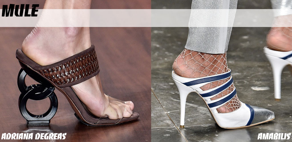 SPFW 41 - Shoes - Mule - Blog Paula Martins