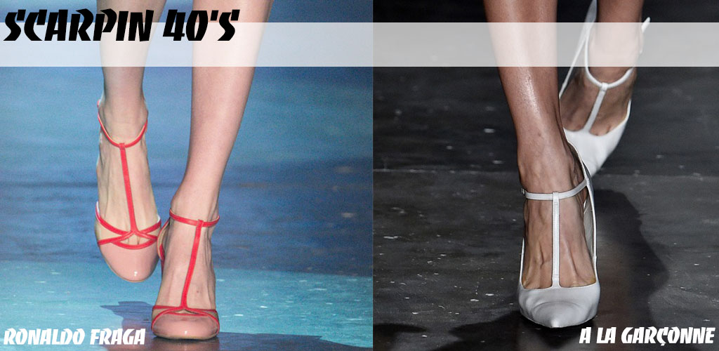 SPFW 41 - Shoes - Scarpin 40s - Blog Paula Martins