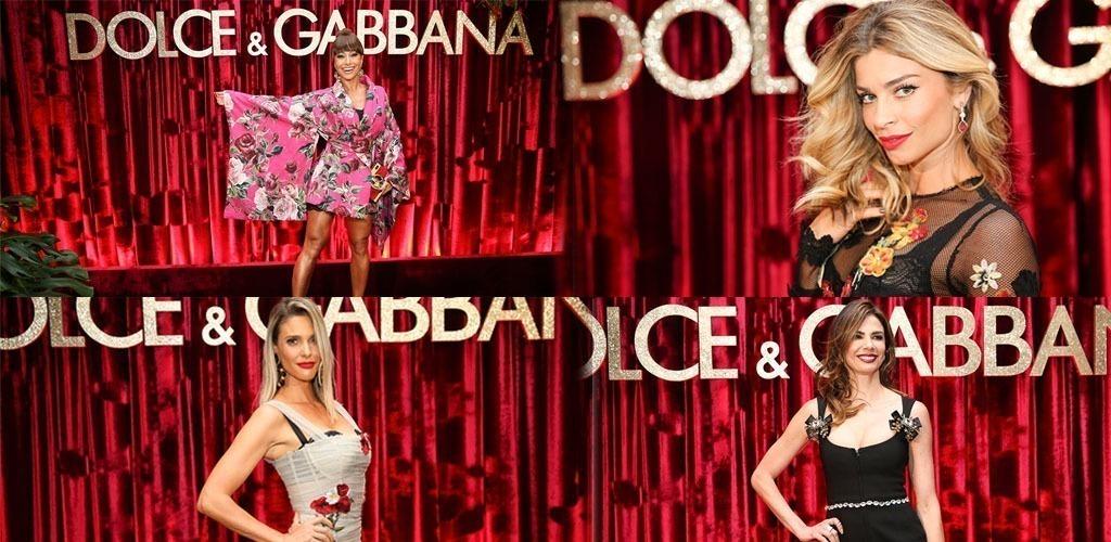 festa dolce & gabbana - blog paula martins 3