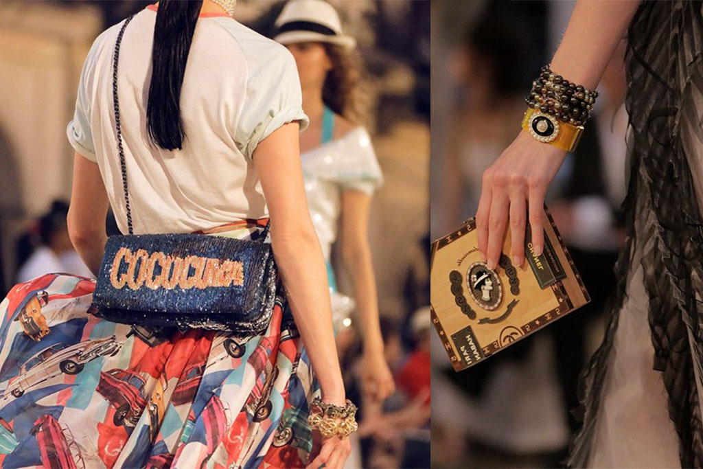 Chanel Resort 2017 - Desfile em Cuba - Bolsas - Blog Paula Martins 3