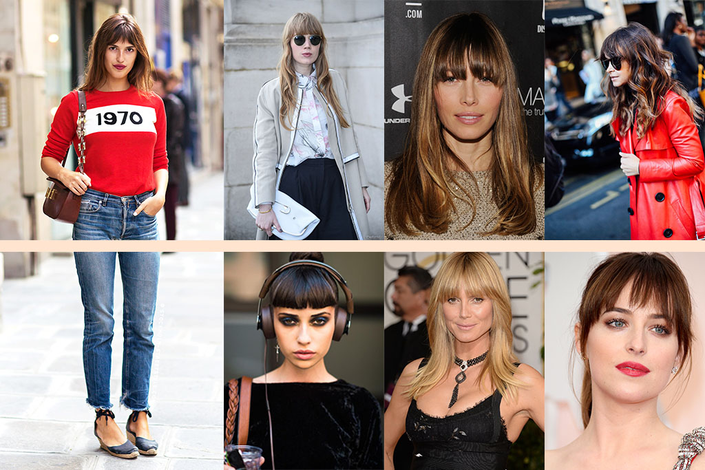 Hair - Hairstyle - Blunt Bangs - Franja - Blog Paula Martins 2