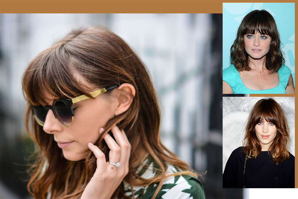 Hair - Hairstyle - Blunt Bangs - Franja - Blog Paula Martins 4
