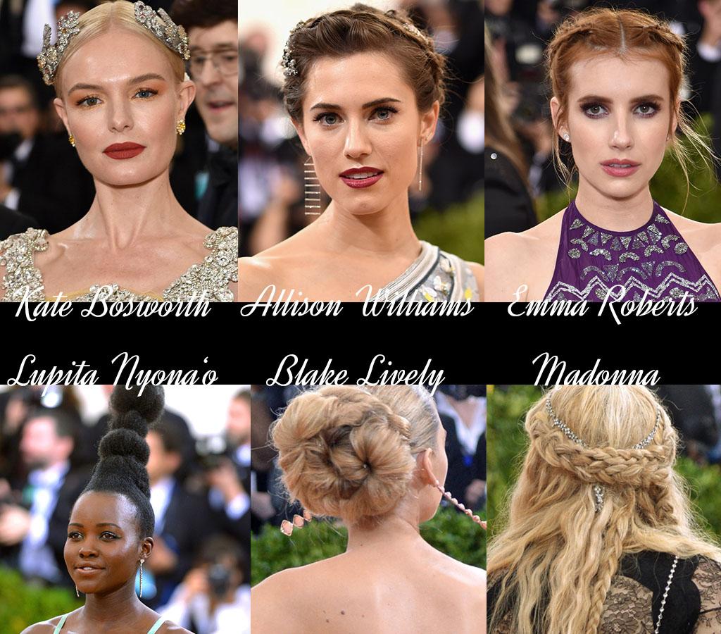 Met Gala 2016 - Red Carpet - hair - Blog Paula Martins 2