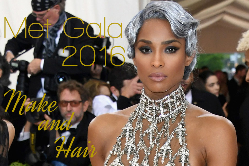 Met Gala 2016 - Red Carpet - hair and make - Blog Paula Martins 2