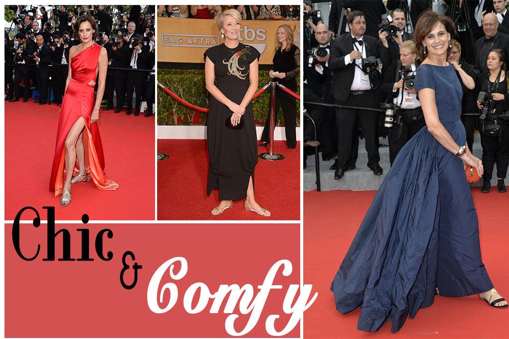 Moda - Red Carpet - Gala e flats - Blog Paula Martins 2
