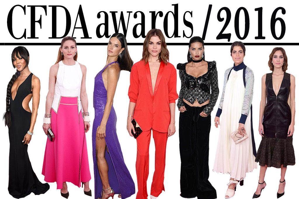 Lifestyle - CFDA Awards 2016 - Red Carpet CFDA Awards - Blog Paula Martins 1
