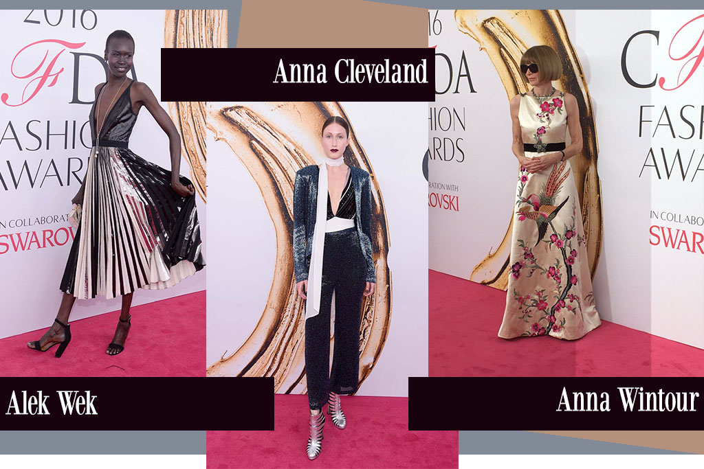 Lifestyle - CFDA Awards 2016 - Red Carpet CFDA Awards - Blog Paula Martins 2