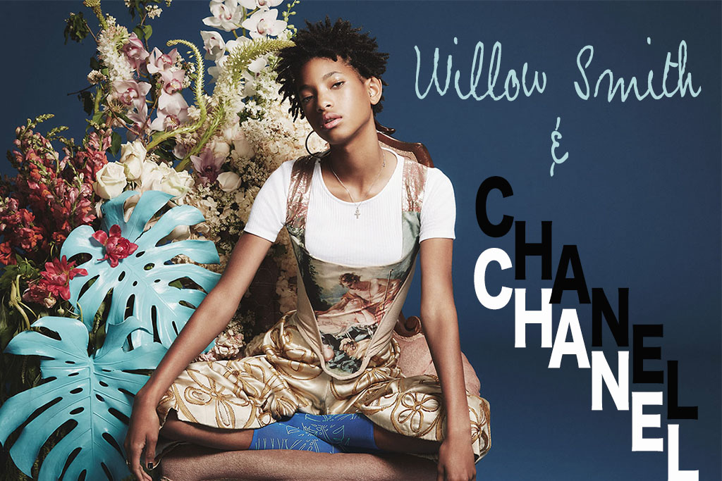 Lifestyle - Willow Smith - Campanha Chanel - Blog Paula Martins 1