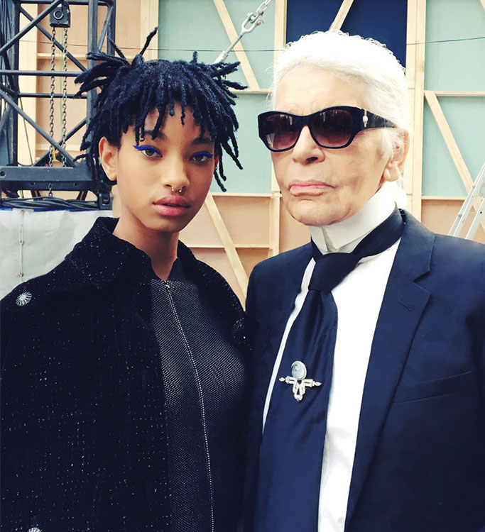 Lifestyle - Willow Smith - Campanha Chanel - Blog Paula Martins 3