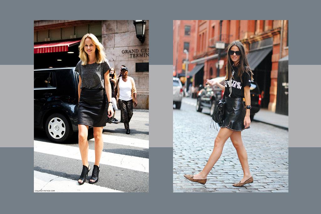 Truques de Styling - Saia e t-shirt - Blog Paula Martins 7