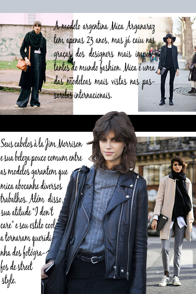 It Girl - Mica Arganaraz - Street Style Mica Arganaraz - Model Off Duty - Blog Paula Martins 2