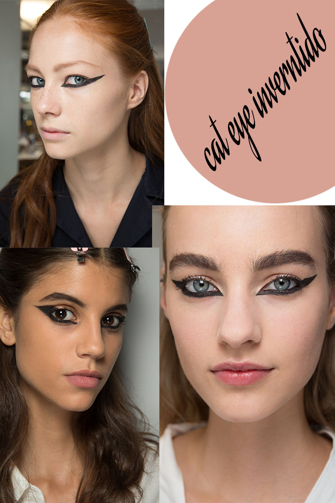 Makeup Inspirations - Dior Couture - Paris Fall 2017 Couture - Blog Paula Martins 2
