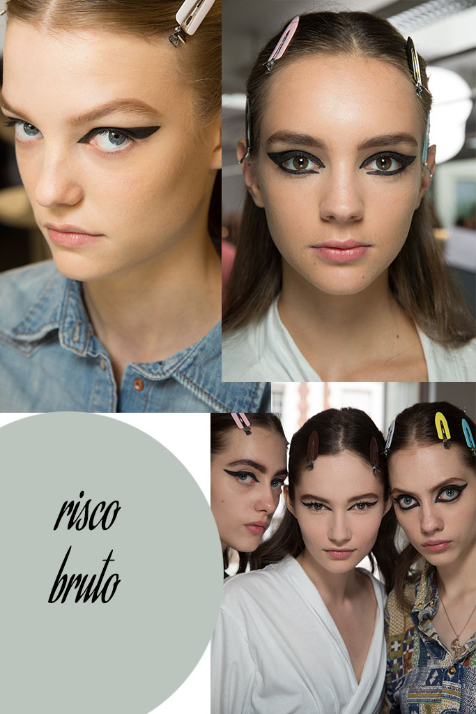 Makeup Inspirations - Dior Couture - Paris Fall 2017 Couture - Blog Paula Martins 4