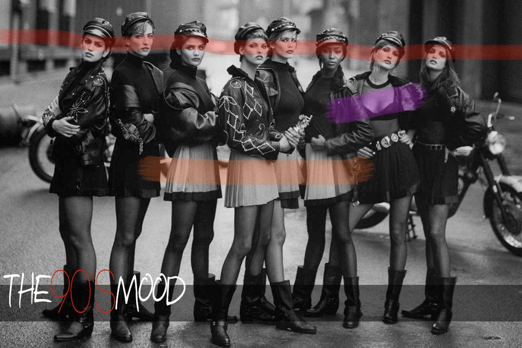 Moda - 90's Street Style - 90's Inspiration - Blog Paula Martins 1