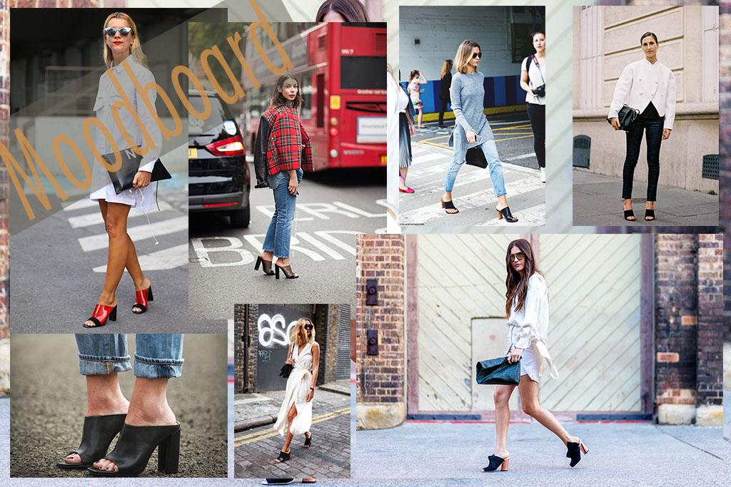 Moda - Anos 90 - Mule Sandals Street Style - Blog Paula Martins 4