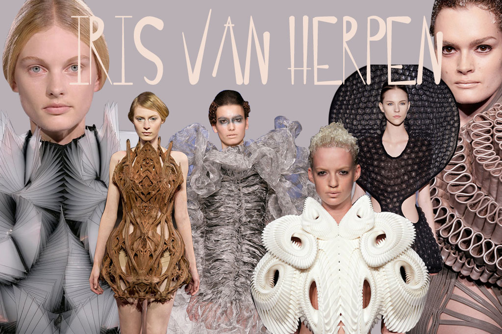 Moda - Semana de Moda de Paris - Paris Couture - Iris Van Herpen - Blog Paula Martins 1