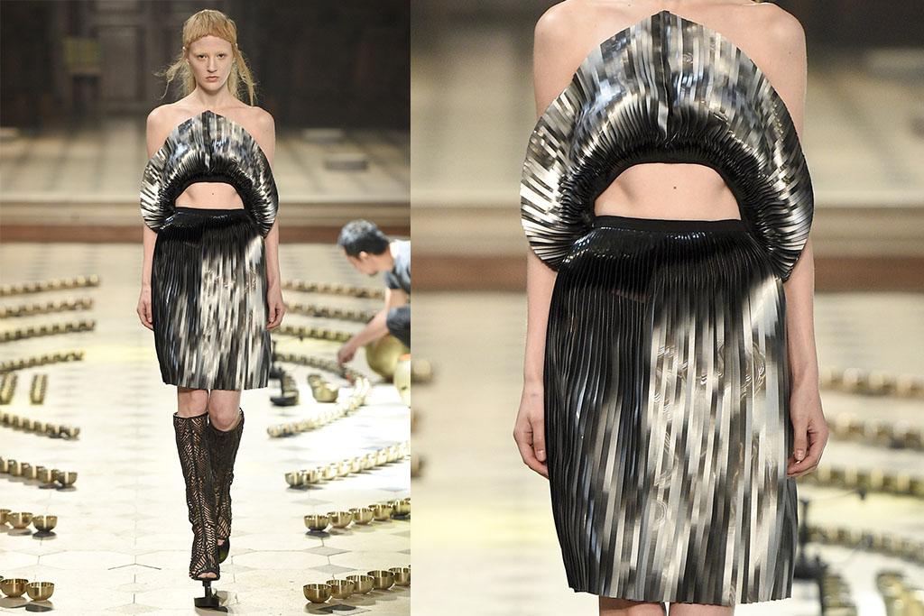 Moda - Semana de Moda de Paris - Paris Couture - Iris Van Herpen - Blog Paula Martins 5