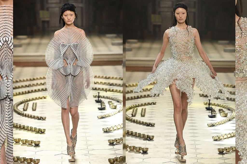 Moda - Semana de Moda de Paris - Paris Couture - Iris Van Herpen - Blog Paula Martins 6