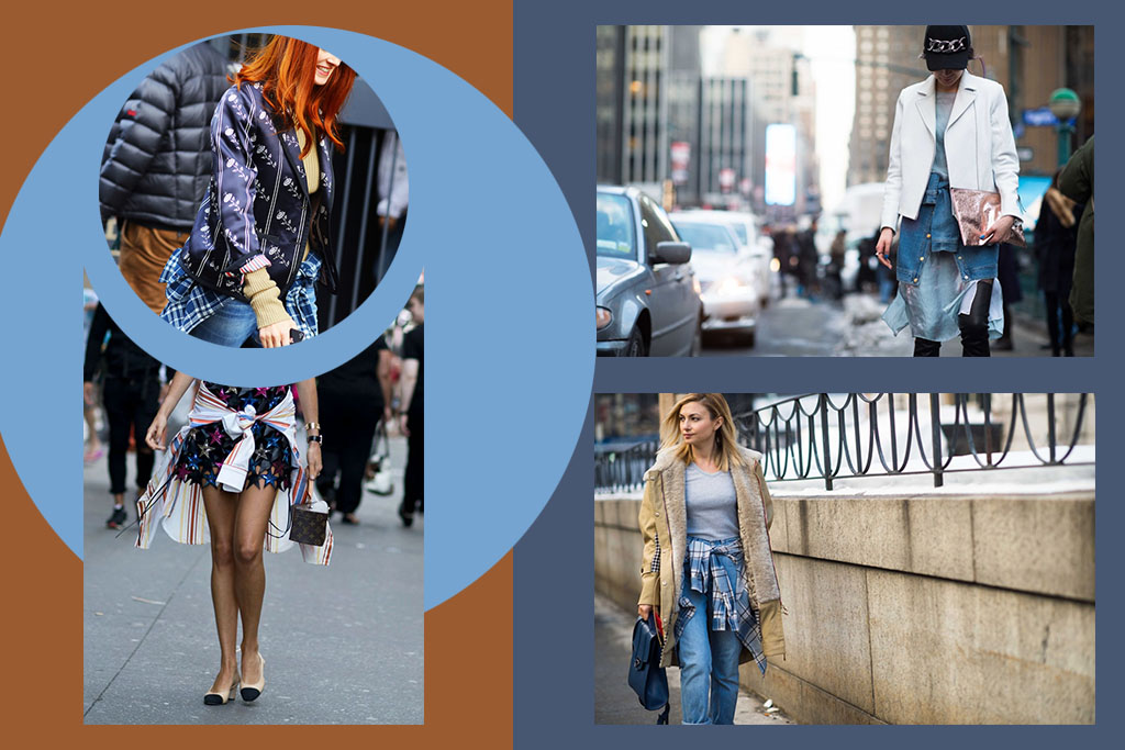Truques de Estilo - Styling Tips - Blusa Amarrada - Tied Waist Style - Blog Paula Martins 2